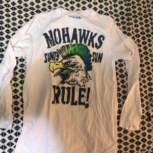 American Eagle kids graphic long sleeve